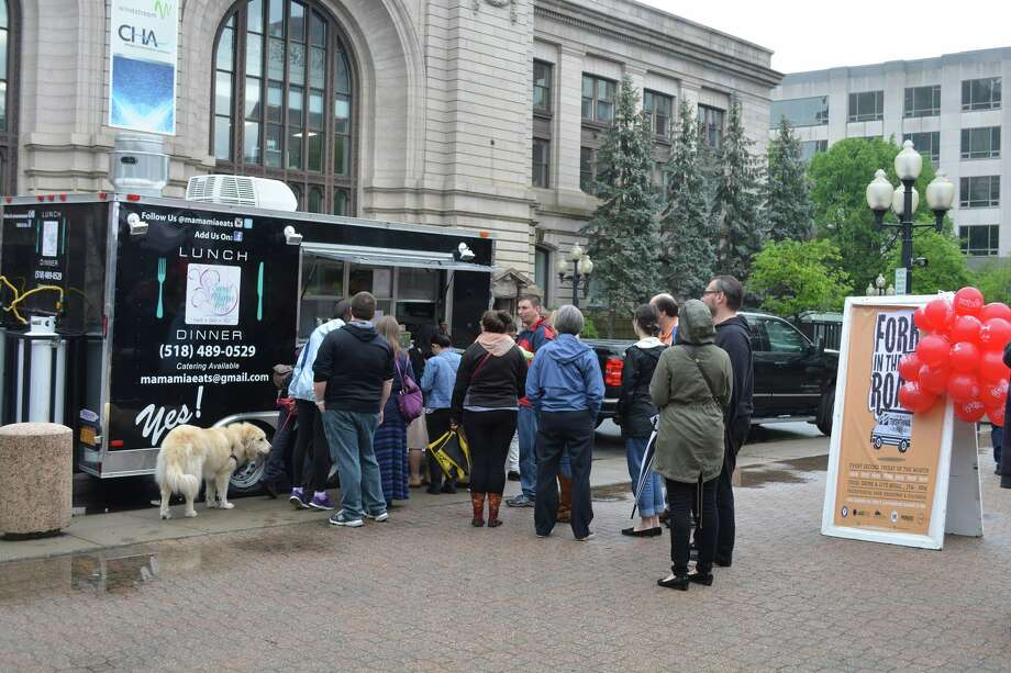 Fork in the Road.Food trucks, music, vendors, and more at the return of Fork in the Road. Bring your whole family for a great night out.