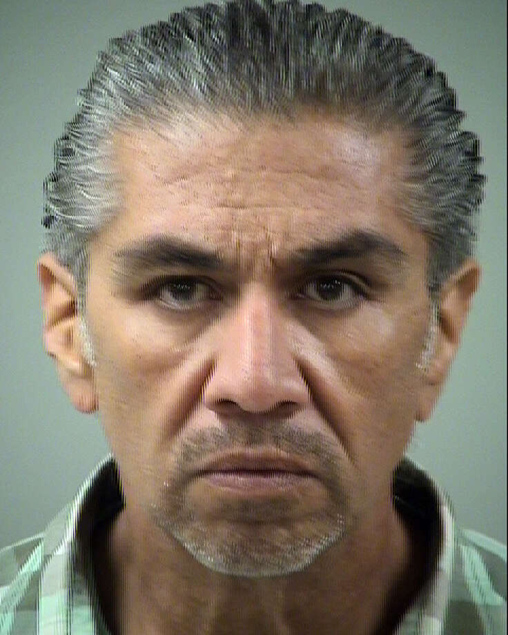 Carlos Gutierrez, 46, has been charged with unlawful disclosure of  intimate visual material, according to an arrest warrant affidavit. Photo: Bexar County Sheriff's Office