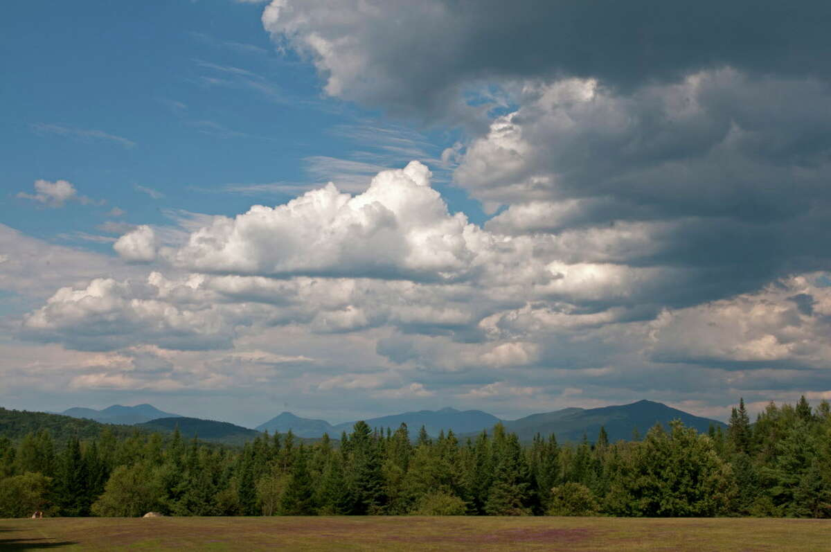 Adirondack Mountains, New York offers vacation goers everything from extensive hiking to canoeing and kayaking.