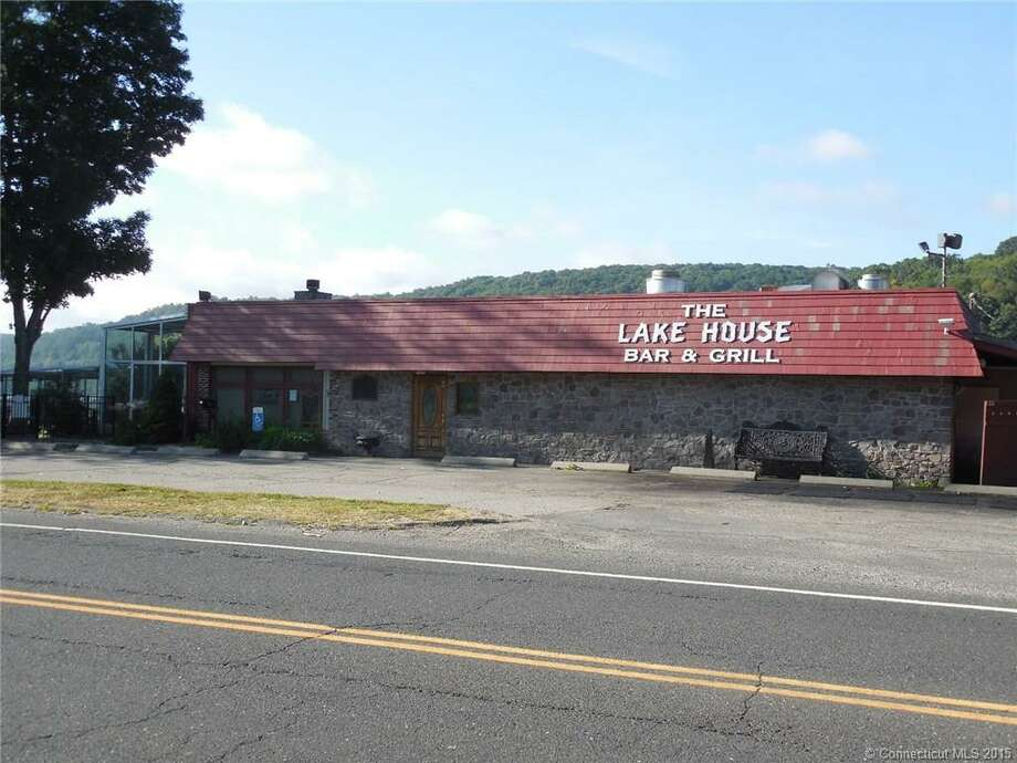The former Lake House Bar &ill building at 377 Roosevelt Drive in Seymour was purchased in the spring of 2016 by Peter Hamme, former owner and chef at Stone House restaurant in Guilford. Photo: Contributed