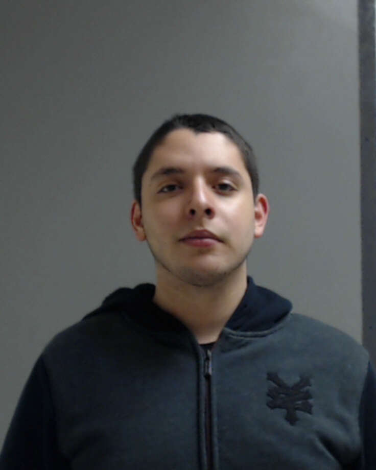 Luke Leiva, 21, was charged with knowingly enticing a minor to engage in sexual activity. Photo: Courtesy/Hidalgo County Jail Records