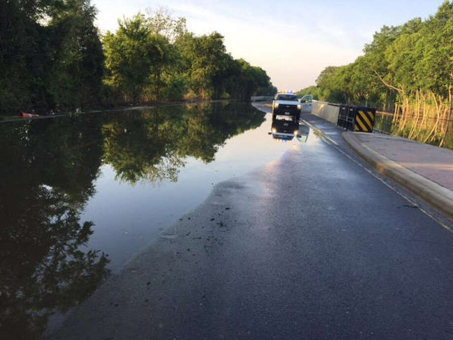Heavy rains in April and May closed Texas 6, twice, leading to traffic problems in western Houston. TxDOT announced Thursday morning the road was reopened.