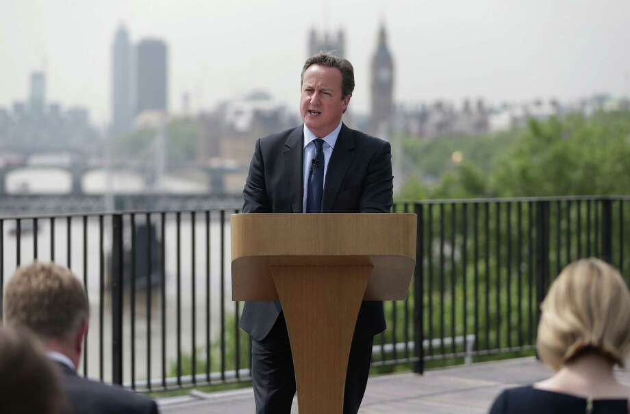 British Prime Minister David Cameron is seeking to regain the momentum in his campaign against a Brexit. Many Brits want to withdraw, to show they're separate and politically self-determined and not really into all this expensive pan-ethnic, pan-European unity rubbish. Photo: WPA Pool /Getty Images / 2016 Getty Images