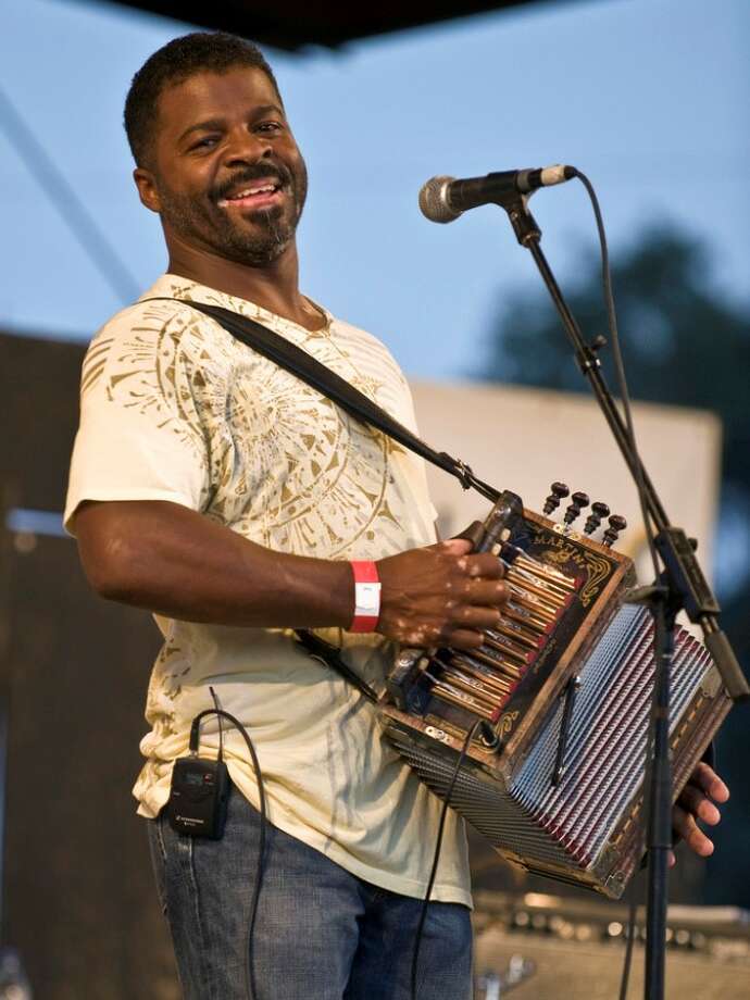 Step Rideau will headline the Charles Brown Celebration on Saturday, June 18, as part of Texas City's Juneteen series of events.