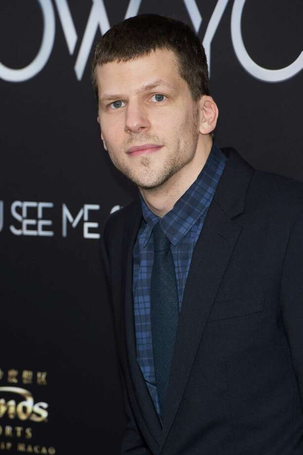 "Jesse Eisenberg attends the world premiere of ""Now You See Me 2"" at AMC Loews Lincoln Square on Monday, June 6, 2016, in New York. (Photo by Charles Sykes/Invision/AP) ORG XMIT: NYCS110 Photo: Charles Sykes / Invision"