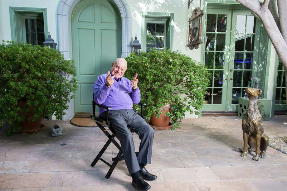 Don Rickles, also known as Mr. Warmth, turned 90 in May. Because of his bum left leg, Rickles now sits down during his shows, but he's not quitting stand-up anytime soon. / Melissa Vallardes