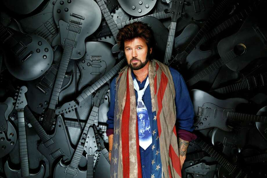 "In this Dec. 11, 2015 photo, Billy Ray Cyrus poses for a photo at the Municipal Auditorium in Nashville, Tenn. In his latest role for the new CMT comedy series ""Still the King,"" the ""Achy Breaky Heart"" singer-turned-actor portrays a washed up country star-turned-Elvis impersonator, which premieres June 12, 2016.  (Photo by Donn Jones/Invision/AP) ORG XMIT: TNDJ201 Photo: Donn Jones / Invision"