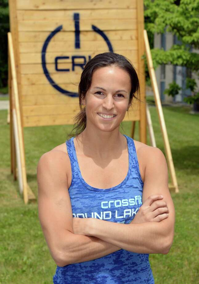 Melissa Manzer, co-owner of CrossFit Round Lake at the sports facility Wednesday June 8, 2016 in Round Lake, NY.  (John Carl D'Annibale / Times Union) Photo: John Carl D'Annibale / 40036867A