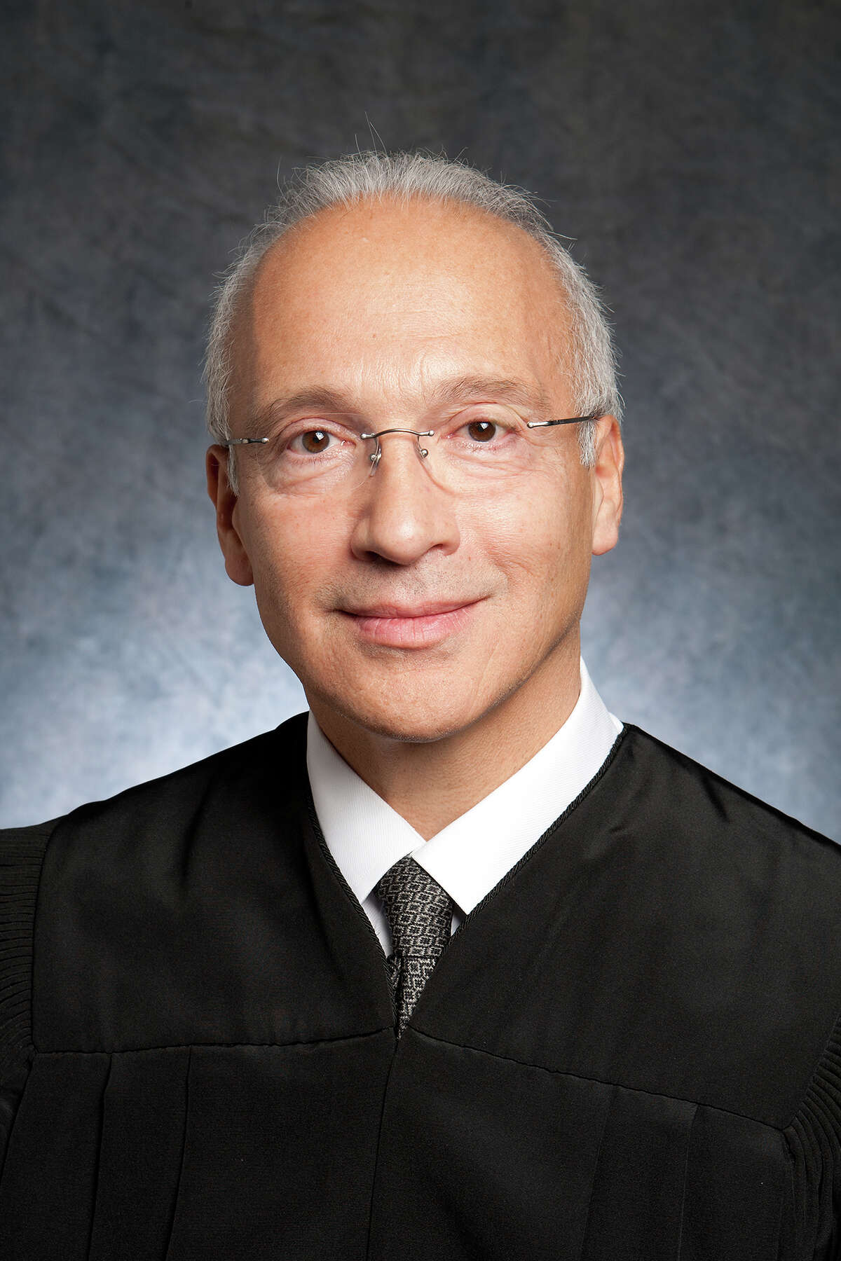 Judge Gonzalo Curiel of the U.S. District Court for the Southern District of California. Curiel, whose handling of a lawsuit filed by former students of Donald Trump has drawn him into a political spotlight, once had to live in hiding after being threatened with assassination for his work prosecuting Mexican drug cartel members. (U.S. District Court for the Southern DIstrict of California via The New York Times)