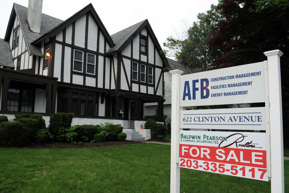 AFB Construction Management's Bridgeport office is listed for sale at $399,000. Photo: Ned Gerard / Hearst Connecticut Media / Connecticut Post