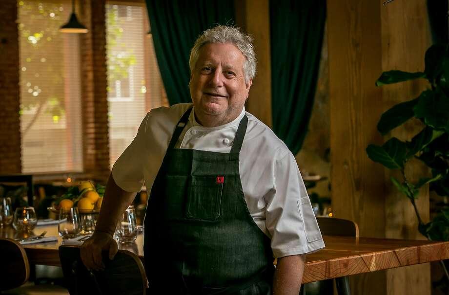 Jonathan Waxman of Waxman's in San Francisco, California is seen on June 8th, 2016. Photo: John Storey, Special To The Chronicle