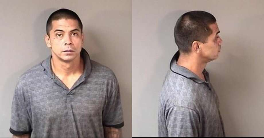 Reynaldo Ruiz, 43, was arrested and jailed on charges of burglary of a building and criminal mischief after an incident Wednesday June 8, 2016, at a car dealership at 604 Jackson Street in Richmond. (Richmond Police Department)