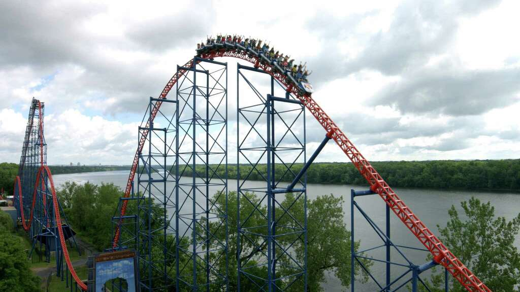 Six Flags New England Rides 2017 Best Picture Of Flag Imagesco