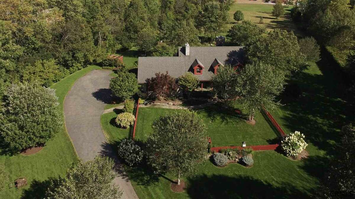 $649,900, 576 Pearse Rd., Colonie, 12309. Open Sunday, June 12, 12 p.m. to 2 p.m. View listing