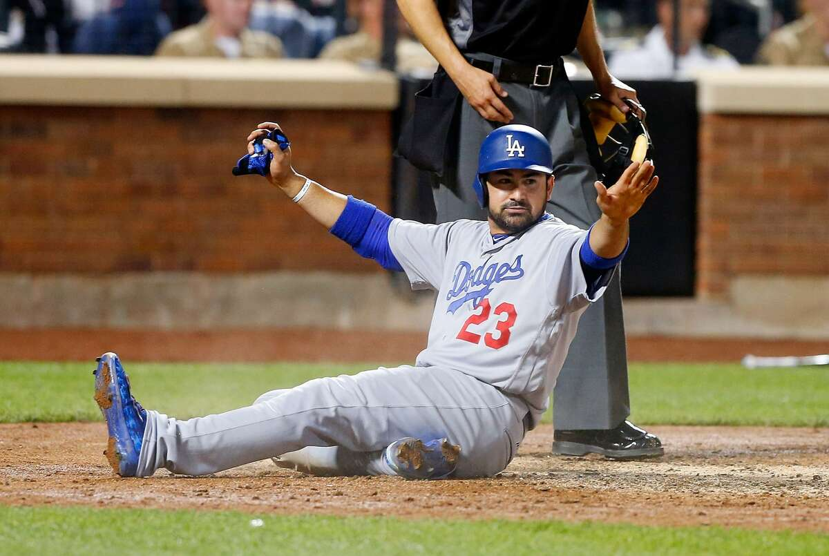 Adrian Gonzalez (Los Angeles Dodgers) Position: First baseman Salary:$22,357,142