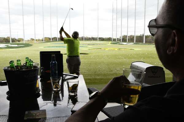 Topgolf USA San Antonio made more than $462,000 in April from alcoholic beverage sales.