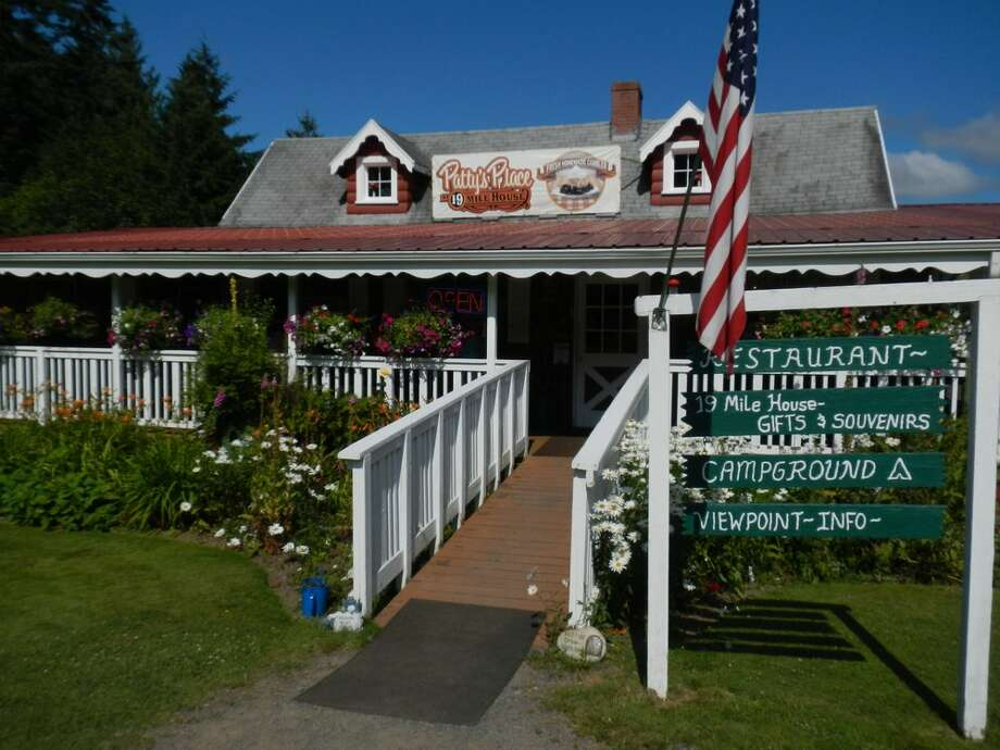 Patty's Place at 19 Mile House, ToutleThis place is on the Spirit Lake Highway, making it a perfect stop to or from Mount St. Helens. Order an elk burger, but save room for cobbler. Photo: Jay S./Yelp