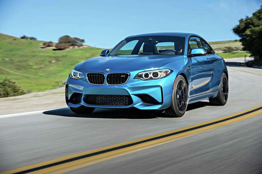 Pay Roadandtrack Com >> Bmw S New M2 Coupe A Pitch Perfect Road And Track Machine