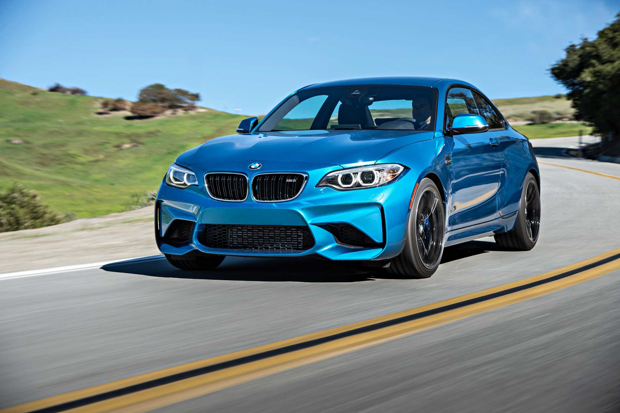 BMW's new M2 Coupe a pitch-perfect road and track machine