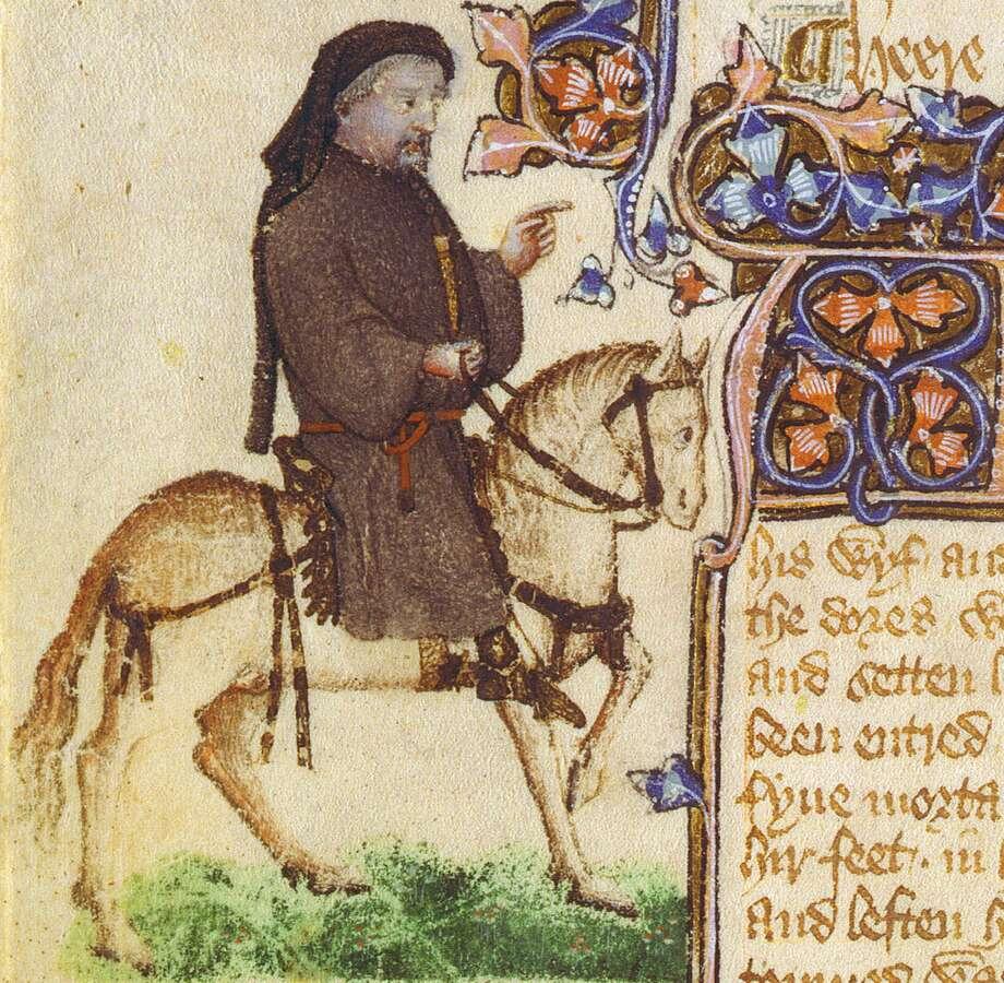 canterbury tales by geoffrey chaucer essay