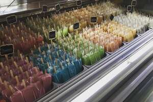Paleteria San Antonio offers a wide array of paletas with fresh ingredients and homemade by owner Jose Rodriguez.