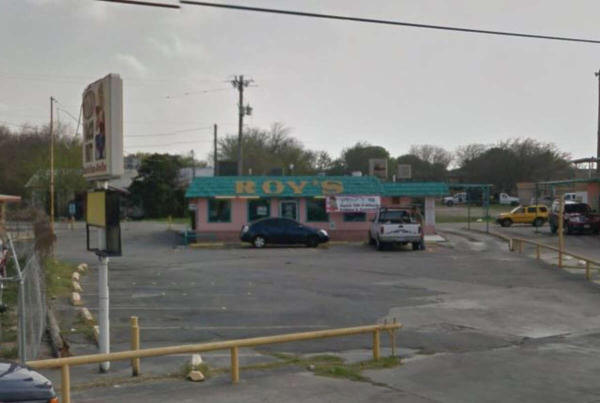 Roy's Pronto Taco Hut: 246 Old Hwy 90 W., San Antonio, Texas 78237Date: 06/03/2016 Score: 75Highlights: Food not protected from contamination, potentially hazardous food in cold hold unit not at correct temperature, salsa, beans and carne guisada not cooled properly, employees' personal food items found near food prep areas, inspector observed rice on floor and grime build up on walls