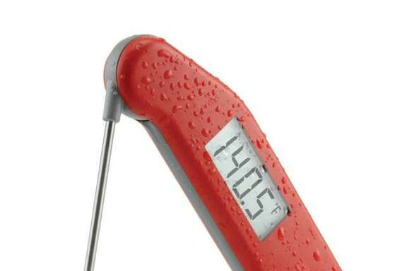 The Thermapen thermometer is a favorite of culinary types including Alton Brown and the team at America's Test Kitchen.