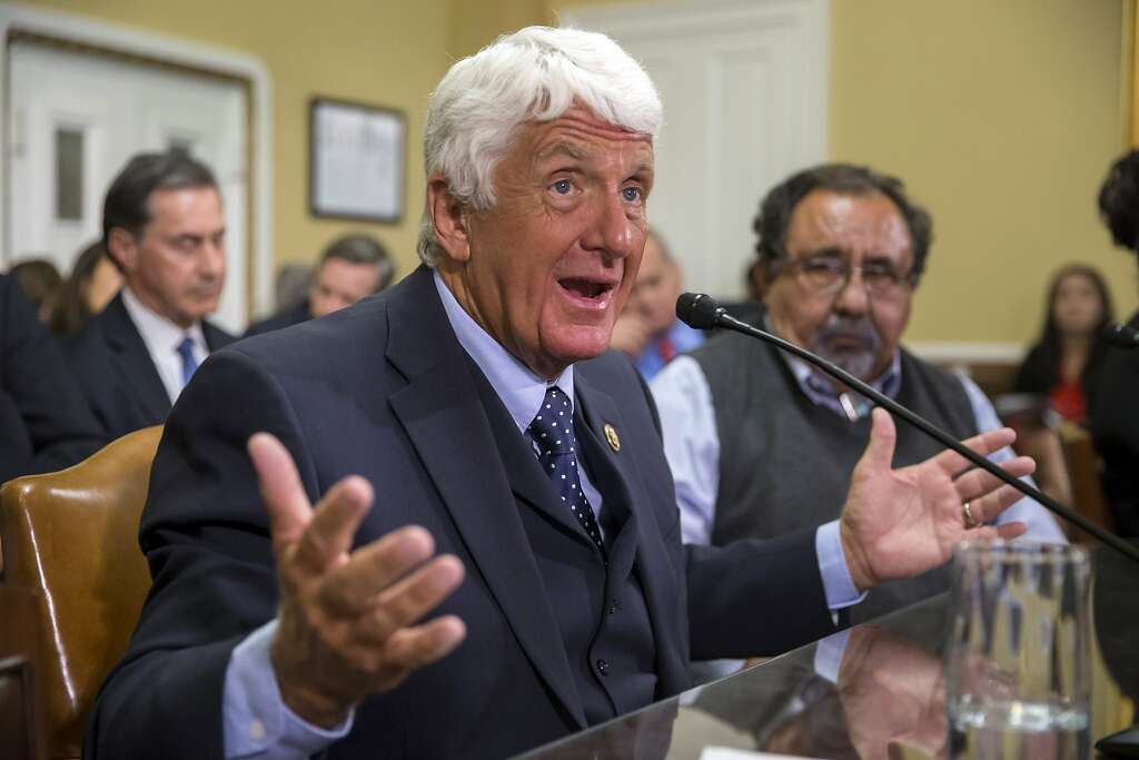 House Natural Resources Committee Chairman <b>Rob Bishop</b>, R-Utah, says he will retire and not seek re-election in 2020.
