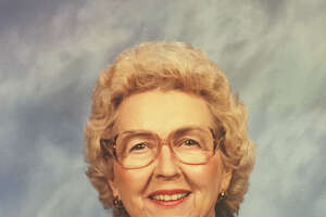 Helen Mansfield Smith, who had a keen sense of humor, was an active volunteer.