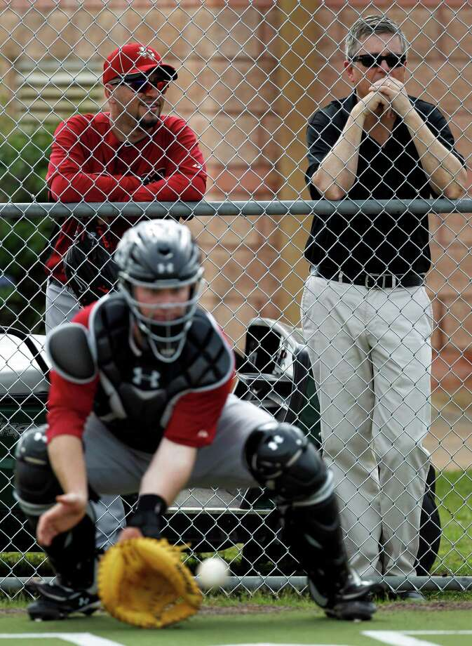 2010 - Michael KvasnickaPicked: No. 33Position: CatcherSchool: Minnesota Photo: Julio Cortez, Associated Press / AP