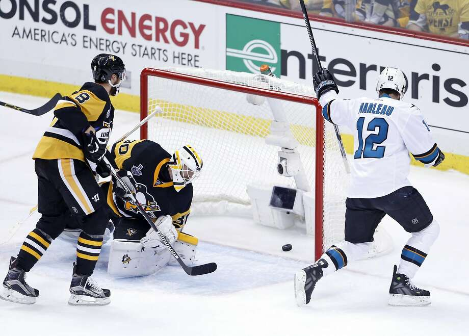 Stanley Cup: Sharks Stay Alive With 4-2 Road Win