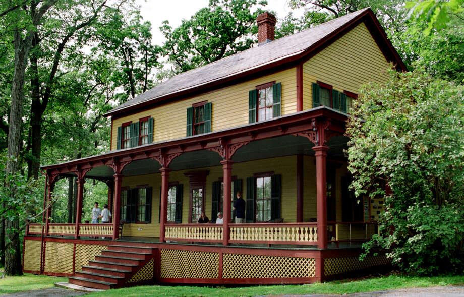 """Cindy Schultz / Times Union archive  -- """"Farewell General Grant,"""" Grant Cottage State Historic Site, 1000 Mt. McGregor Road, Wilton. 1 p.m. Sunday. ORG XMIT: MER2015051908295101 Photo: CINDY SCHULTZ / ALBANY TIMES UNION"""