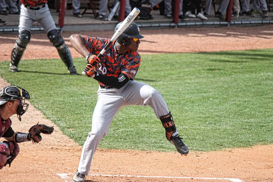 Center fielder Kyle Lewis is the first player out of Mercer to be selected in the first round of the MLB Draft.