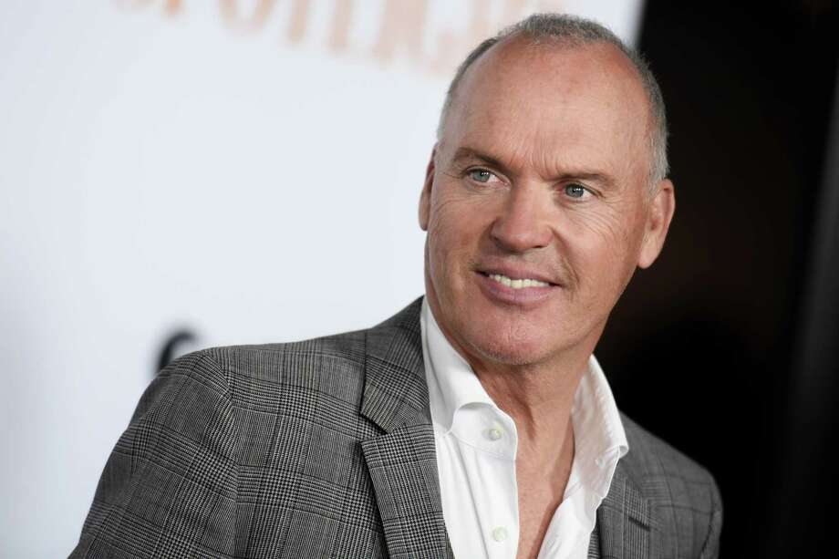 "FILE - In this Nov. 3, 2015 file photo, actor Michael Keaton attends the LA premiere of ""Spotlight"" held at the DGA Theater in Los Angeles. A New York museum is honoring Keaton for his contributions to the art of film. The George Eastman Museum in Rochester will present the ""Beetlejuice,"" ""Birdman"" and ""Mr. Mom"" actor with an award Thursday evening, June 9, 2016. (Photo by Richard Shotwell/Invision/AP, File) ORG XMIT: CAET332 Photo: Richard Shotwell / Invision"