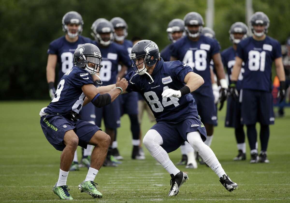 'Angry Doug' Baldwin now established leader for Seahawks