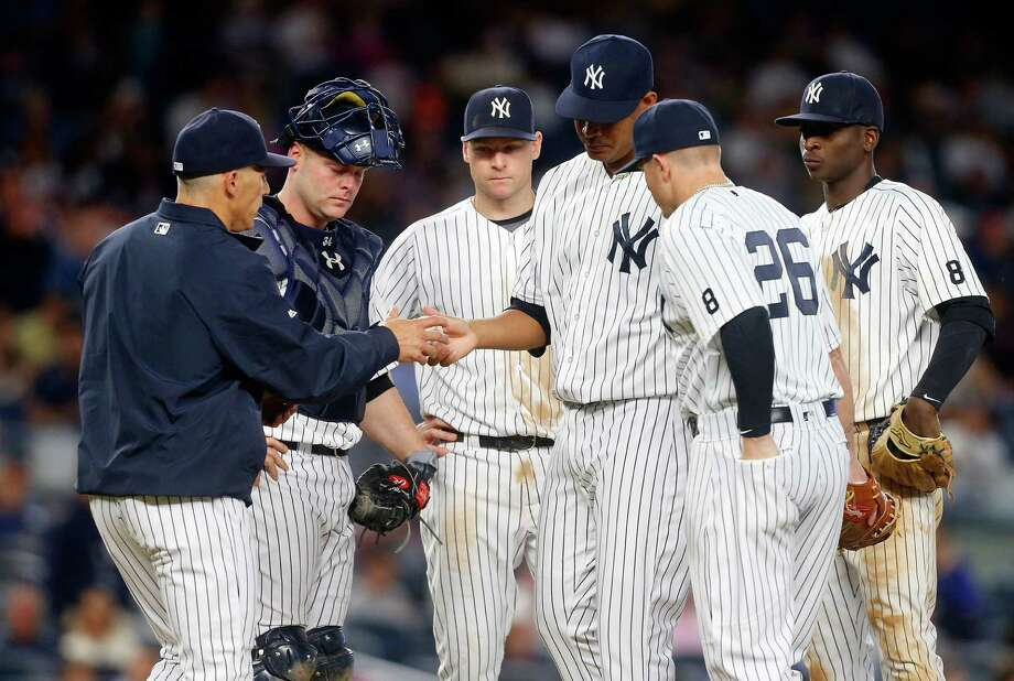 The New York Yankees topped the Boston Red Sox 44 - 36 percent as Connecticut residents' favorite baseball, according to a Quinnipiac University poll released Friday, June 10, 2016. Thirteen percent say New York Mets are their favorite team that's double last year's score. Photo: Jim McIsaac / Getty Images / 2016 Getty Images