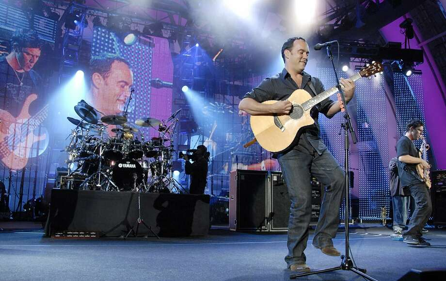 Dave Matthews Band make their triumphant return to the Mohegan Sun Arena after six years on Sunday. Find out more. Photo: Dan Steinberg/ASSOCIATED PRESS