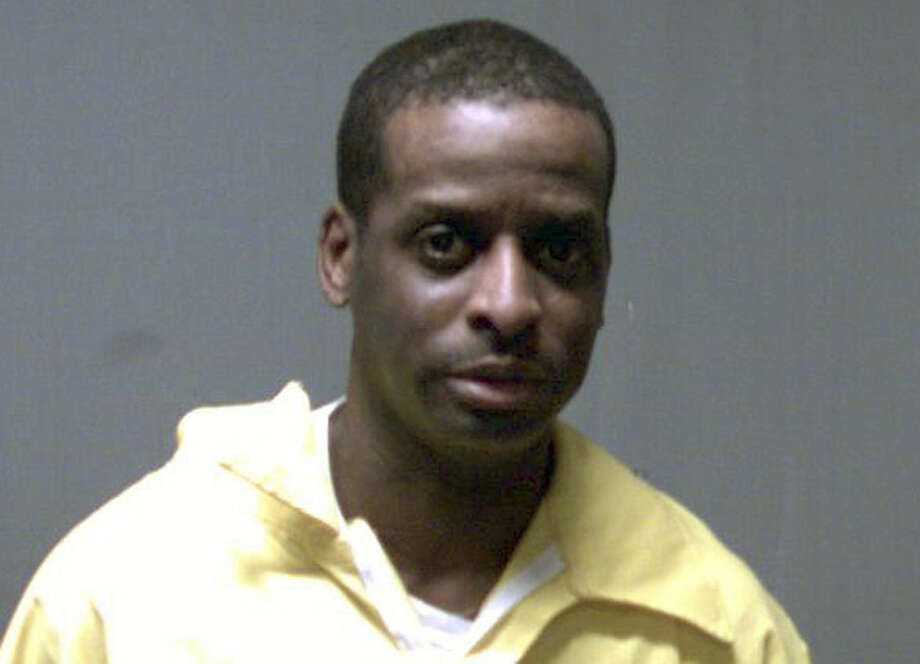 This undated photo provided by the Connecticut Department of Correction shows Russell Peeler Jr., sentenced to death for ordering the 1999 killings of Karen Clarke and her 8-year-old son. Connecticut's Supreme Court heard arguments Thursday, Jan. 7, 2016, that a 2012 state law repealing capital punishment should apply to Peeler and other inmates already on death row at the time. (Connecticut Department of Correction via AP)