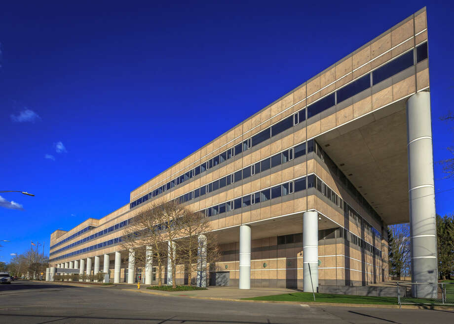Contributed rendering'Silicon Harbor,' a 500,000-square-foot building in Stamford, is seeking tech tenants.
