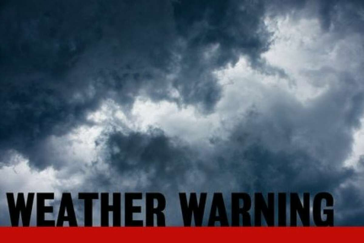 Norwalk Weather Warning