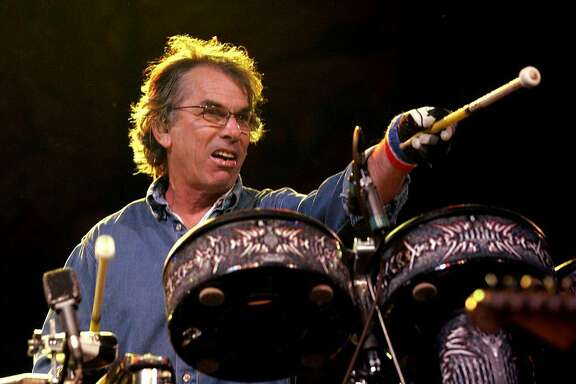 Grammy winner Mickey Hart, the famed drummer from The Grateful Dead, has a new band and a new album out. He and his group will perform at The Ridgefield Playhouse on Friday, April 13, at 8 p.m.
