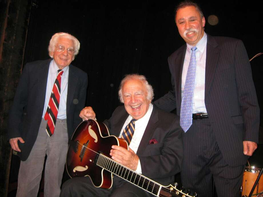 Wilton Library's two Hot & Cool: Jazz at the Brubeck Room concerts this month feature returning jazz veterans and a young saxophonist phenom. Bucky Pizzarelli, John Cutrone and Jerry Bruno perform Saturday, Jan. 17 at 7:30 p.m.; The Grace Kelly Quarter takes to the stage Friday, Jan. 23 at 8 p.m. Reservations strongly recommended. Suggested donation is $10 per person for each concert. Wilton Library, 137 Old Ridgefield Road, Wilton, CT, www.wiltonlibrary.org, 203-762-3950.