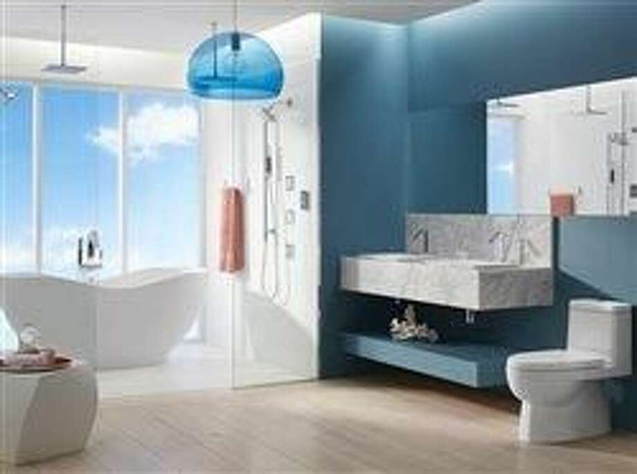 Make your bathroom a retreat for holistic living