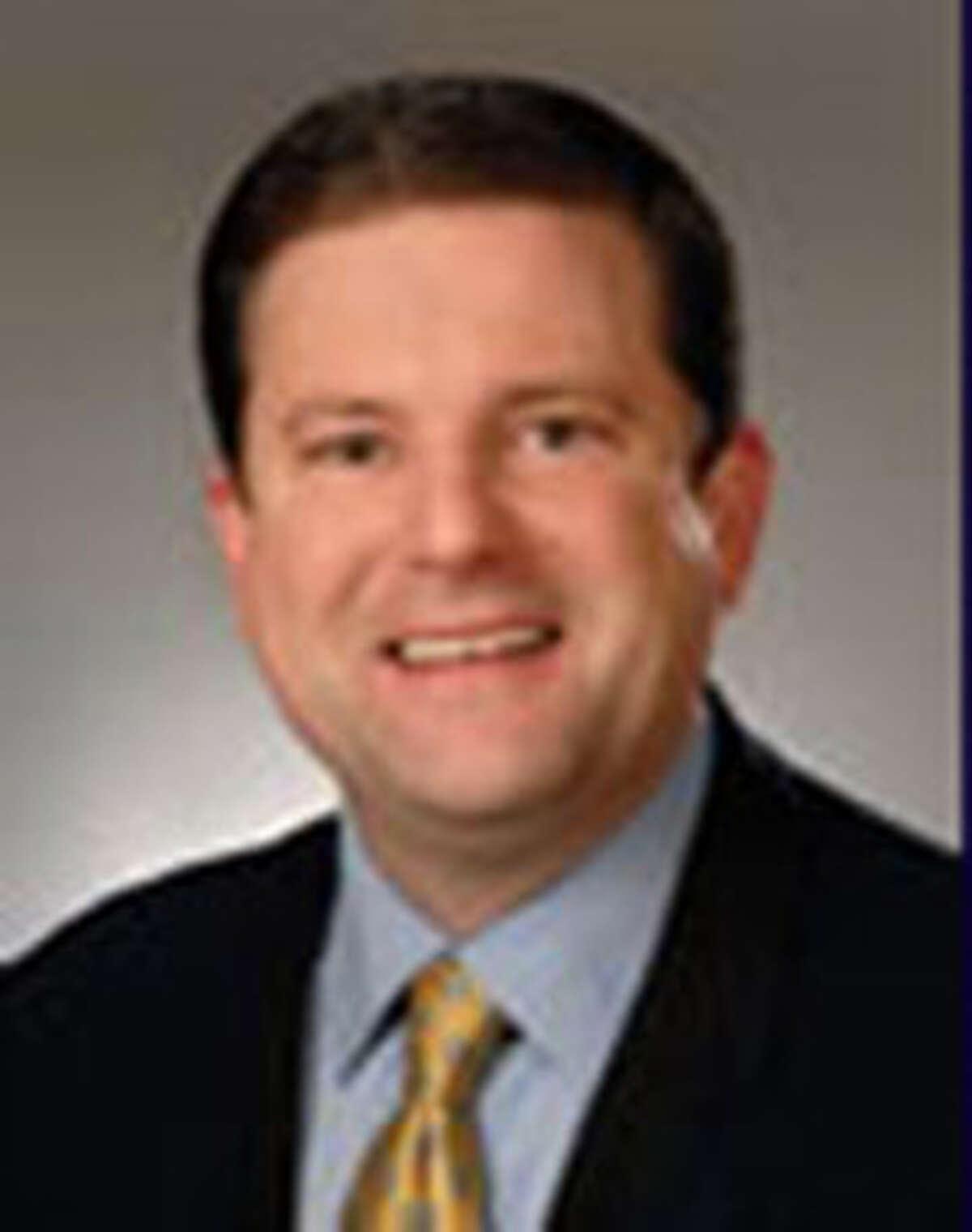 State Senate Minority Leader John P. McKinney.