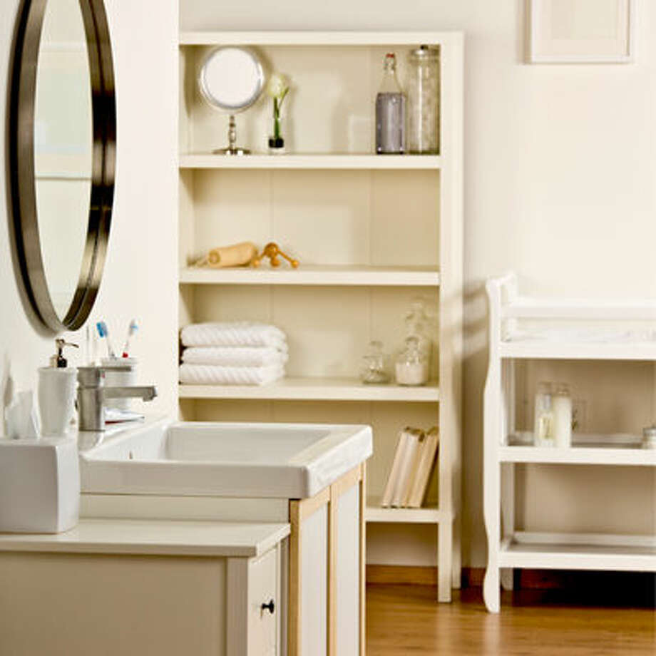 Clear the Bathroom Clutter