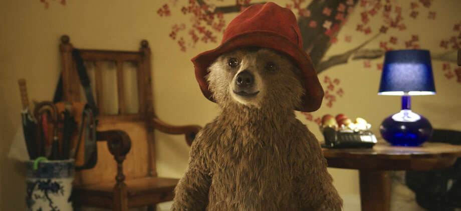 "AP Photo/The Weinstein CompanyThis image released by The Weinstein Company shows a scene from ""Paddington."""
