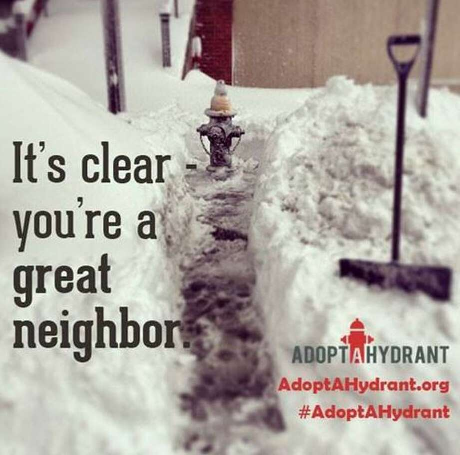 "Norwalk Fire Department asks residents and businesses to ""Adopt-a-Hydrant"""