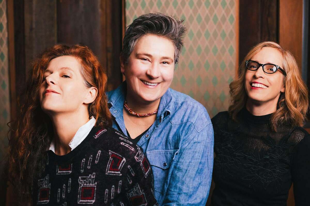 Case/lang/Veirs perform at the Mountain Winery in Saratoga on Saturday, June 25.