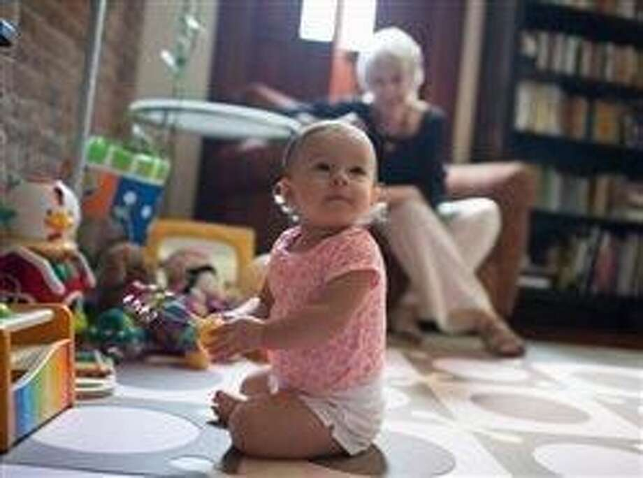 To grandmother's house we go: The hazards of a grandparent's home
