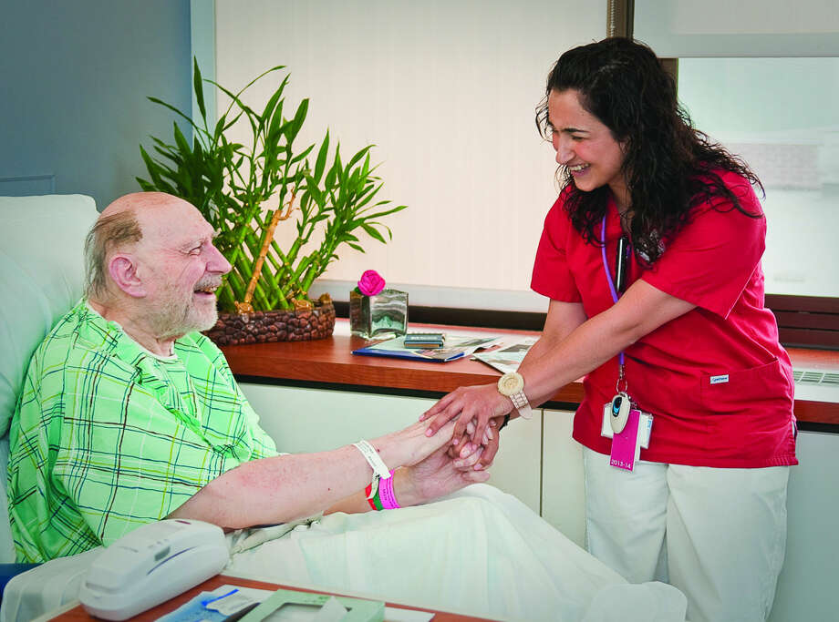 Patient satisfaction scores big